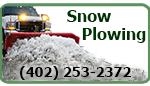 Snow Plow Banner